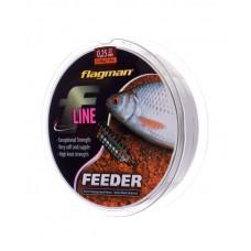 Леска FLAGMAN F - LINE FEEDER 135м 0.22мм