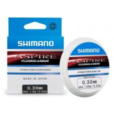 Леска флуокарбон Shimano ASPIRE FLUOCARBON 50m. 0.16mm