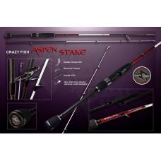 Спиннинг CRAZY FISH ASPEN STAKE AS722MLT