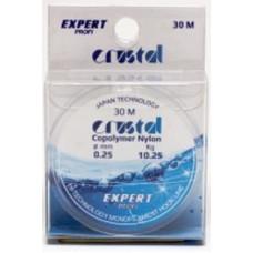Леска Expert Profi Crustal Ice тест 5,35 кг 0,18 30 м