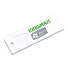 USB Flash Drive KINGMAX  Super Stick 2Gb USB2.0 , white