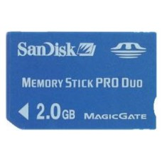 Sand Disk Mstik Pro Duo 2 Gb