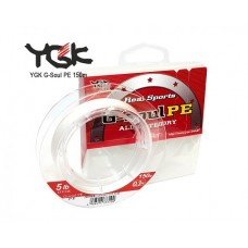 Шнур плетеный YGK G-Soul PE 150m (0.6 (8lb / 3.63kg))