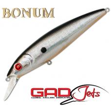 Воблер  GAD BONUM 105SP-SR 105 мм 19.2 гр 1.0-1.4 цвет 004
