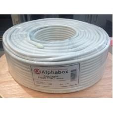 Кабель Alphabox F690 White 100м