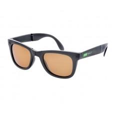 Очки поляризационные Carp Pro складные коричневые + чехол + салф