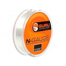 Леска Guru N-Gauge 100м 0.17мм