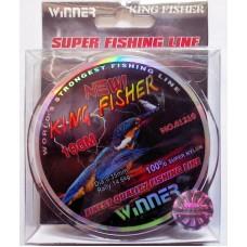 Леска Winner Kingfisher multicolor 0.25 мм. 100 м