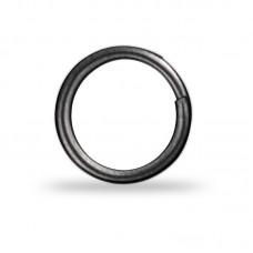 Заводные кольца Split Rings BK #5 (dia 6 mm, 12 kg test)
