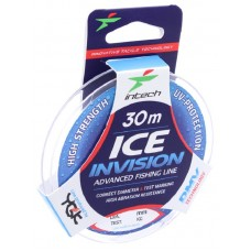 Леска Intech Invision Ice Line 30m (0.14mm, 1.71kg)