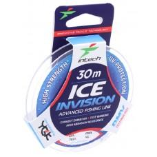 Леска Intech Invision Ice Line 30m (0.16mm, 2.21kg)