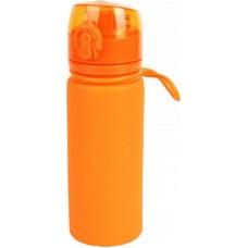 Бутылка силиконовая Tramp 500 мл orange TRC-093-orange