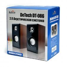 Динамики Detech DT-086
