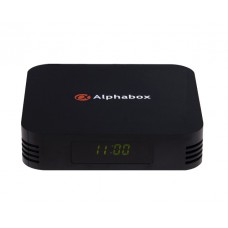 Приставка Smart TV Alphabox A3X 4/64