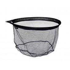 Голова подсака FLAGMAN Oval Net Head Plastic 60х50см ячейка 5мм нейлон