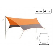 Tramp Lite палатка Tent orange (оранжевый)
