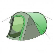 Палатка Totem POP Up 2 (V2) (Зеленый)