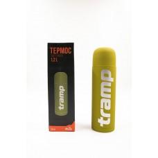Tramp термос Soft Touch 1,2 л. (оливковый)