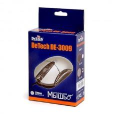 Манипулятор мышь DE-3009 Black