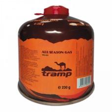 Баллон газовый 230гр Tramp TRG-003