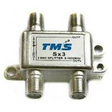 Split  TMS S*3  way 5-1000MHz