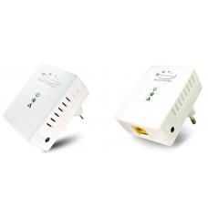 Golden Media XPEED LAN 500 комплект 2 адаптера