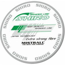 Плетеный шнур Mistrall SHIRO BL GREEN 135M 0,19mm 16,5кг