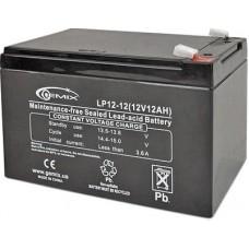 Gemix Аккумулятор LP12-12
