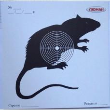 Мишень Крыса