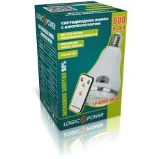 Лампа LP-8205-5R LA 800мАч  Цоколь E27