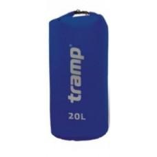 Гермомешок PVC 20 л (синий) Tramp TRA-067.6