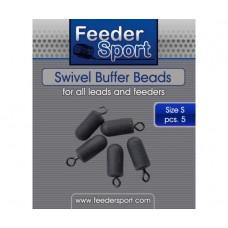 Feeder Sport Отбойник Swivel Buffer Beads SBBM