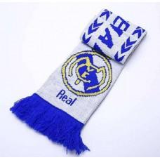 Шарфик зимний для болельщ. двусторонний Real Madrid FB-3030