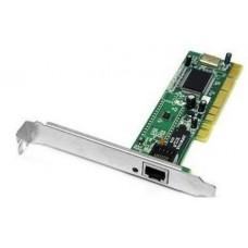 Сетевой адаптер внутренний  LogicPower (LP-8169S) 10/100/1000 Mb/s, PCI 2.2, 32 бит