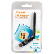 USB Wi-Fi adapter  150 Mbps 2.4Ghz 802.11N AB